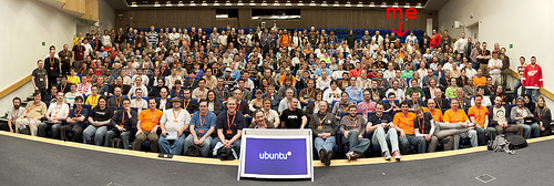 Group photo of the UDS attendees