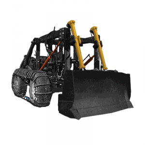 Open Source Bulldozer from the OSE project