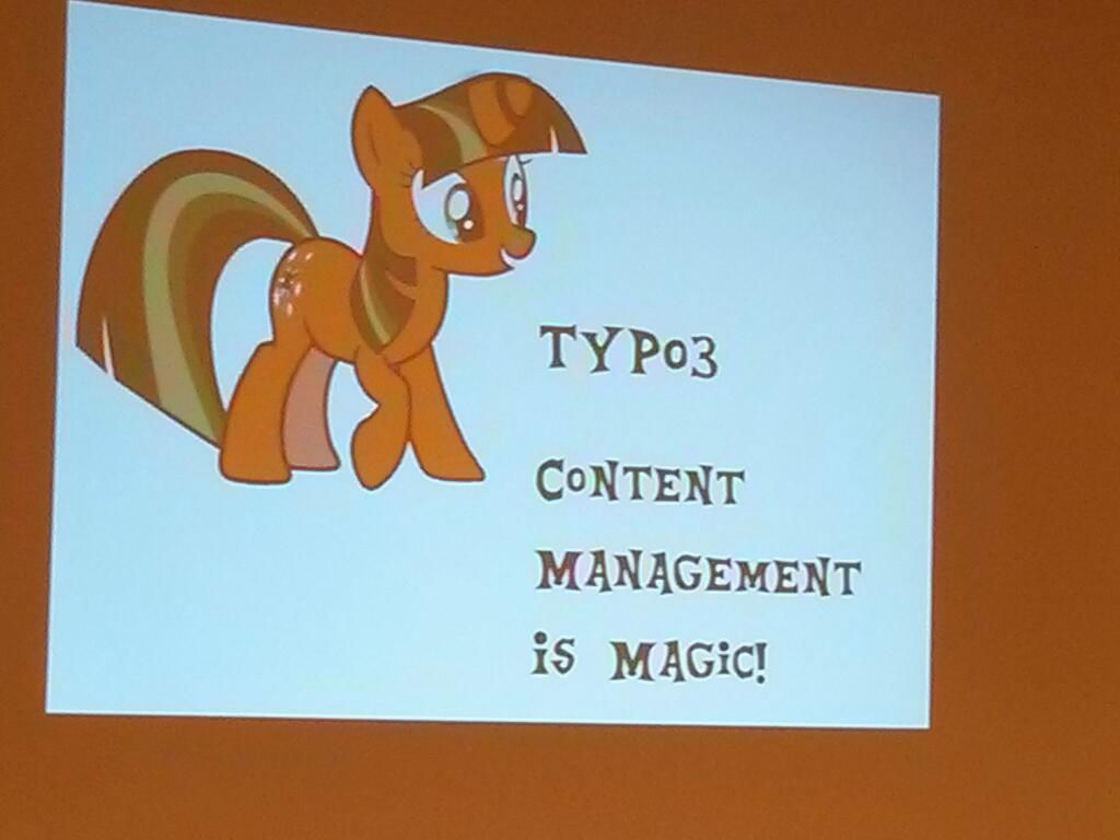 Typo 3 - Content Management is Magic