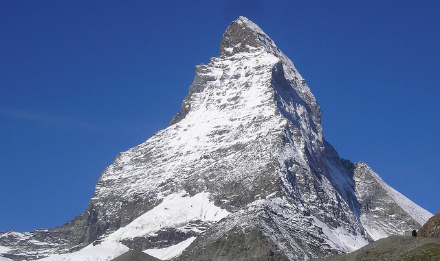 Cervino (Matterhorn) by Eider Palmou (CC-By)